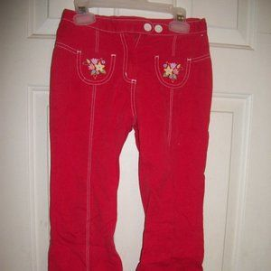 Vintage Gymboree Pants w Adjustable Waist Girl 7